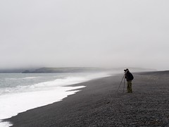 Photographer (bitingmidge) Tags: black beach iceland vik