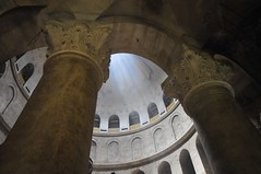 Jerusalem (DogWink) Tags: israel cathedral jerusalem middleeast churches churchoftheholysepulchre holyland oldcity sacredsites holysites godlight churchoftheresurrection baroquearchitecture romanesquearchitecture christianarchitecture biblicalplaces basilicaoftheholysepulchre