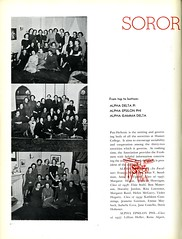 Sororities (Page 1/5) (Hunter College Archives) Tags: students club photography yearbook clubs hunter alphaepsilonphi sorority alphagammadelta 1937 huntercollege studentorganizations alphadeltapi organizations sororities studentclubs wistarion thewistarion