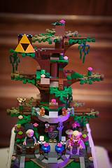 Legend of Zelda Wedding Cake 2 (Topsy Creatori) Tags: wedding cake lego weddingcake link zelda caketopper legendofzelda
