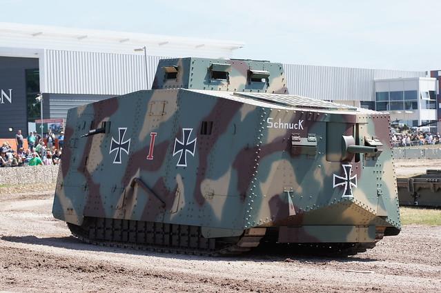 A7V Tank Replica