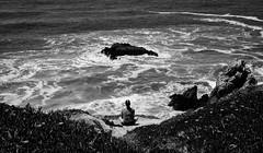 (oukos!) Tags: ocean san francisco end lands