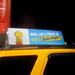 Lisa Simpson - Butterfinger Candy Bar Taxi Cab AD 3522