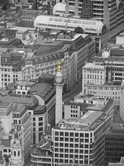 'The Monument' (SONICA Photography) Tags: uk london eh foto photos photographs fotos londres lin londra renzopiano vantage cityoflondon londinium londonium londonist fotograaf londonengland a500 shardofglass londonphotos 2013 fishmongershall viewfromafar londonbridgetower eztd eztdphotography sonydslra500 august2013 photograaf fleeckr viewfromtheshard shardview eztdphotos itslondon eztdgroup no1photosoflondon londonimagenetwork ceztd eztdlin