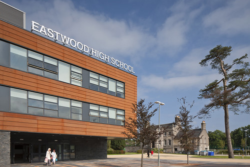 Eastwood High School by BDP - Design Architects *