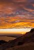 Mt. Tamalpais (Tōn) Tags: sunset nature clouds landscape unitedstates marin mttam marincounty mounttamalpais waterscape mttamalpais tonyvanlecom