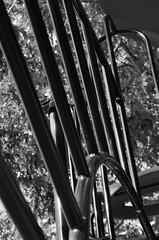 Untitled (yoda_90) Tags: blackandwhite playground nikon nikkor 50m d5100