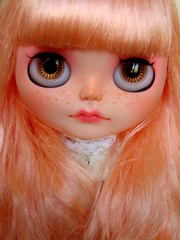 Custom Blythe Coco Collette