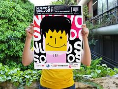 Nuevos Sonidos Super45! (Tomás Dintrans) Tags: chile music america design graphic bands latin musica tomas diseño grafico dintrans super45