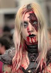 ZW002 (carlos_ar2000) Tags: street portrait woman sexy argentina girl beauty calle mujer buenosaires pretty chica dof zombie retrato gorgeous linda recoleta bella mirada retiro glance