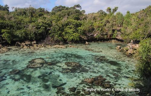 Indonesia - Sumba - Kodi - Danau Waikuri (Waikuri Lake)