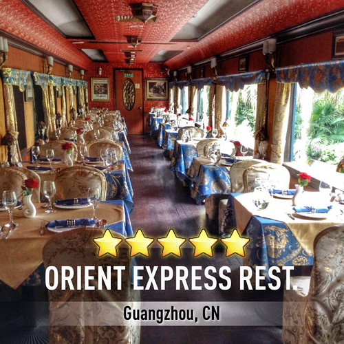 French rest. Orient Express