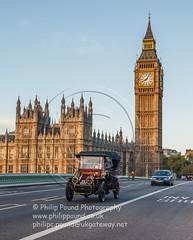 _W9O2554 (Philip Pound Photography) Tags: bridge westminster car vintage rally housesofparliament bigben clocktower veteran londonbrighton rac westminsterbridge londontobrighton 2013 lbvcr november2013 226ah2