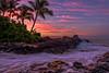 Early Morning Light (mojo2u) Tags: beach sunrise hawaii secretbeach maui makena weddingbeach nikon2470mm nikond800