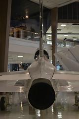 FJ-4_Fuselage_Back1 (AJ's Airplanes) Tags: fury exhaust nationalnavalaviationmuseum fj4