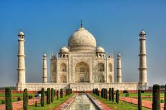 Agra IND - Taj Mahal 07