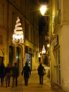 Montpellier (34), illuminations 2008