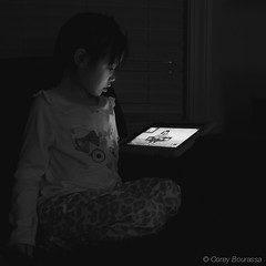 Engrossed (CoreysPics) Tags: autumn fall fuji indoors fujifilm annalise x100s