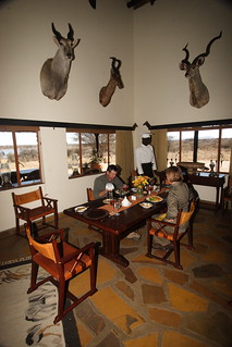Namibia Safari - Lake Lodge 7