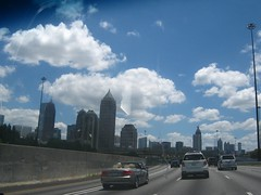 "Atlanta Skyline • <a style=""font-size:0.8em;"" href=""http://www.flickr.com/photos/109120354@N07/11047246666/"" target=""_blank"">View on Flickr</a>"