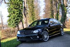 Mercedes-Benz C 63 AMG (Shoarmapapa (Kevin Wellens)) Tags: mercedes benz photoshoot mercedesbenz amg c63