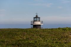 Faro de Ribadeo X (Otema) Tags: espaa lighthouse faro mar galicia lugo ribadeo islapancha