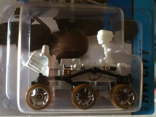 My new Mars Rover!