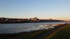 Blois al tramonto