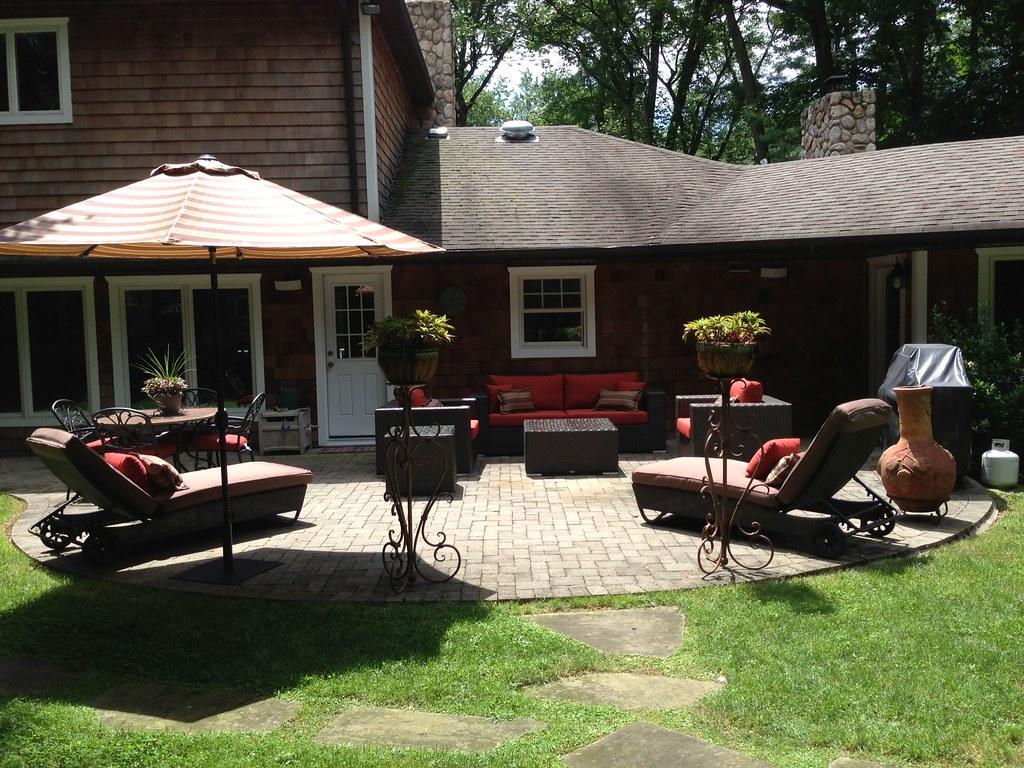 High Quality Backyard By Backyard Masters (Backyard Masters) Tags: New York Nyc Blue  Plants Ny