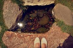 (Carol Melo_) Tags: park summer sun cute water argentina beautiful amazing cool buenosaires nikon stones alpargata nikon5100 vsco