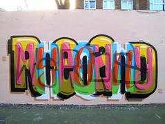 Pref graffiti, Stockwell (duncan) Tags: graffiti pref