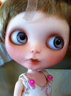 Chantilly Lace Custom Blythe Doll