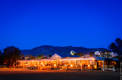 Blue hour at Balux ( ) Tags: blue nikon athens greece bluehour cpl hoya lightroom balux d3200