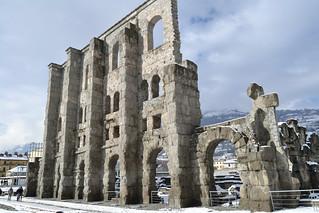 DSC_2688 Aosta - Roman Theatre