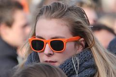 oranje bril (willemsknol) Tags: assen schaatsers svenkramer olympischewinterspelen irenewust inhuldigingsporterswinterspelen2014