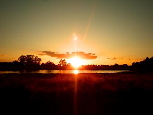 Sunset, Argentine