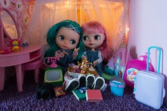 Blythe a Day 30 March - free time
