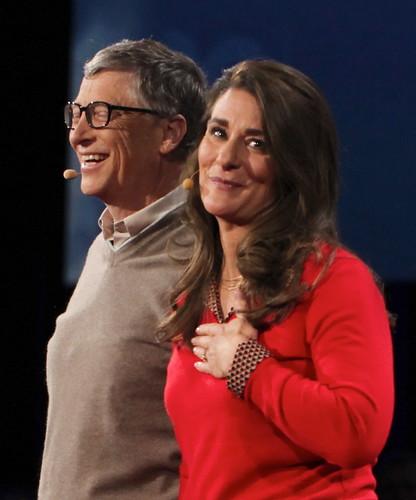?? ??  Bill & Melinda Gates