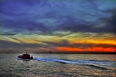 A Colorful Sky (s_gulfidan) Tags: sea sky clouds 300faves saariysqualitypictures