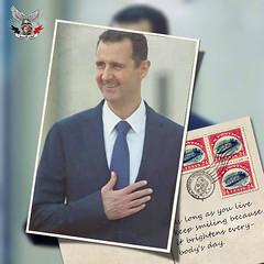 الرئيس بشار الأسد (saqer.alasad) Tags: syria اللاذقية حمص سورية دمشق الرئيس بشار حماه الأسد ادلب بشارالأسد الرقة صقرالأسد