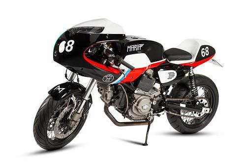 Ducati GT1000 Bloody Fang