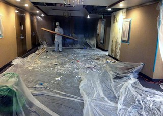 Paradise Church Mold Remediation