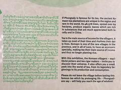 xponbbb (jumbokedama) Tags: phongsali teacigars teaplantations laolao laowhisky laowhiskey laofood