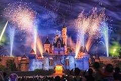 Disney Fireworks (3dgor 加農炮) Tags: disneyland disney hongkongdisneyland fujifilm gfx 63mm