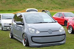 Scottish VAG Show 2015 (<p&p>photo) Tags: grey volkswagen up vw vag volkswagenaudigroup chatelherault country park chatelheraultcountrypark chatelheraultpark hamilton southlanarkshire lanarkshire scotland uk showandshine showshine shownshine car classic auto motor motorcar show rally display carshow classiccarrally classiccarshow summer july 2015 july2015 worldcars lomotion modded modified vwup volkswagenup s7mxc dub