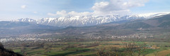Loneliness among the mountains- Gran Sasso (sword.92) Tags: nature gransasso abruzzi