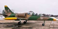 """L-39 Albatros 4 • <a style=""""font-size:0.8em;"""" href=""""http://www.flickr.com/photos/81723459@N04/32751359733/"""" target=""""_blank"""">View on Flickr</a>"""