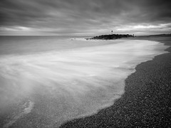 Keyhaven (Andrew H-W) Tags: spring landscape olympusomd5 graduated clouds waves filters longexposure sea tripod sunset uk lee hampshire seascape 2017 keyhaven 2stop andrewhaywardwills 06