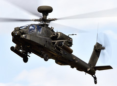 Apache (Bernie Condon) Tags: riat airtattoo tattoo ffd fairford raffairford airfield aircraft plane flying aviation display airshow uk westland boeing wah64 apache helicopter attack assault armed aac army britisharmy gunship military warplane