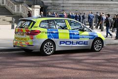 BX66EZU (Emergency_Vehicles) Tags: bx66ezu metropolitan police gmt london
